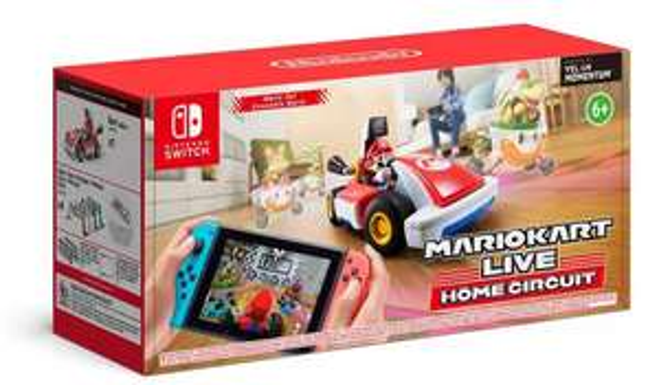 Mario Kart Live: Home Circiut – Mario - [Nintendo Switch] TOPPREIS!