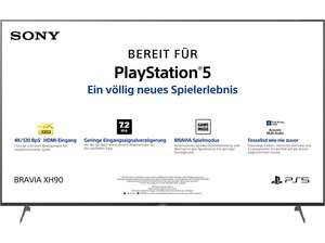 SONY KD-85XH9096 LED TV (Flat, 85 Zoll / 215 cm, UHD 4K, SMART TV, Android TV)[MediaMarkt]