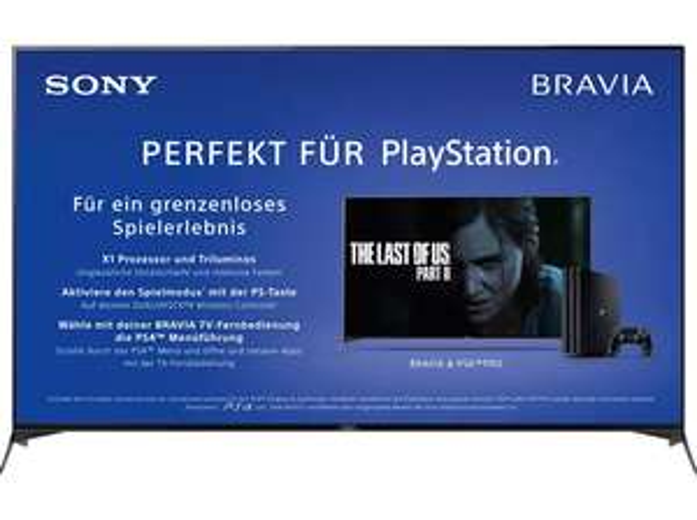 SONY KD-65XH9505 LED TV für effektiv 1.205,92 €