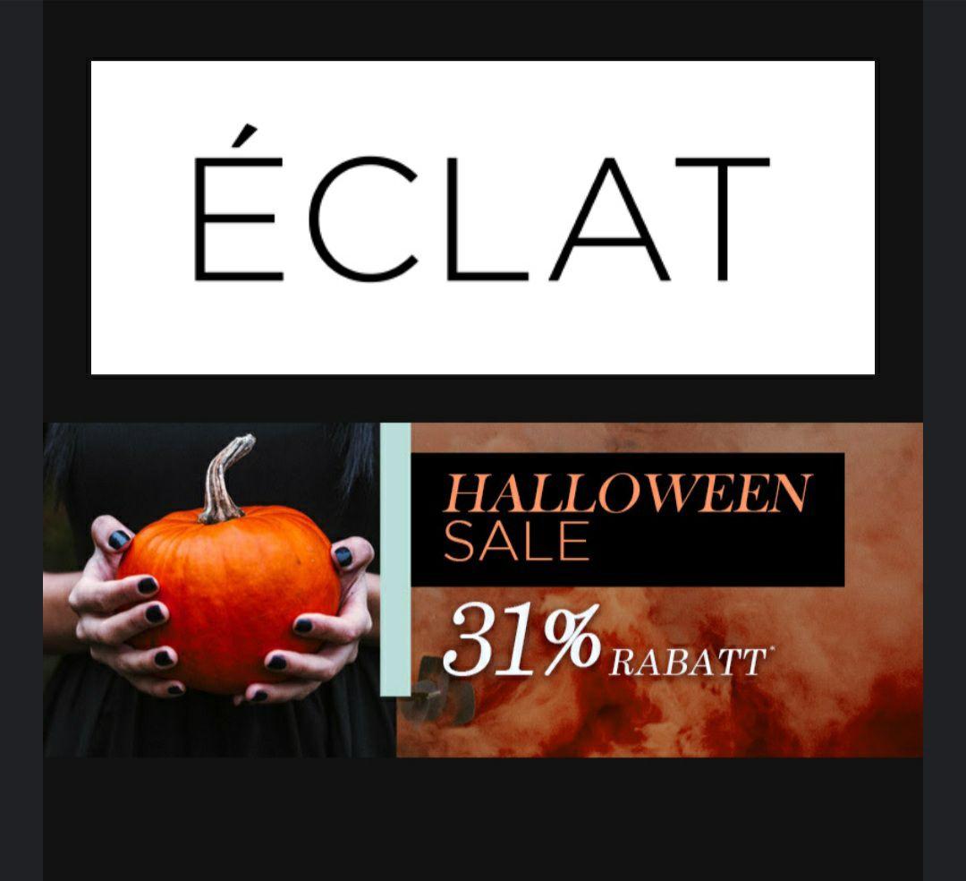 Éclat Parfüm - Halloween Sale 31% ab 23.10.20