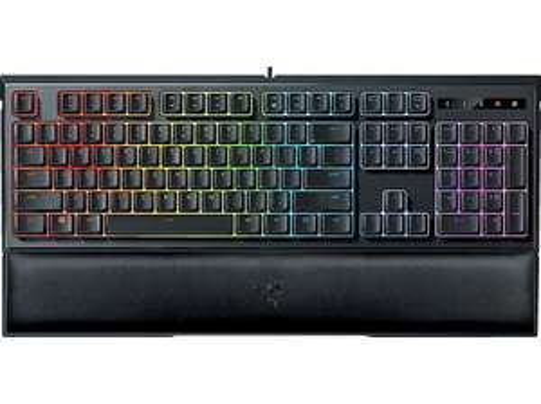 [MediaMarkt.de-Aktion] Razer Ornata Chroma Version 1 Mecha-Membran Gaming Tastatur mit Handballenablage