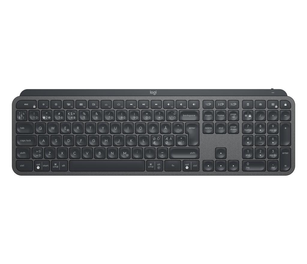 [MediaMarkt] Logitech MX Keys Advanced Tastatur