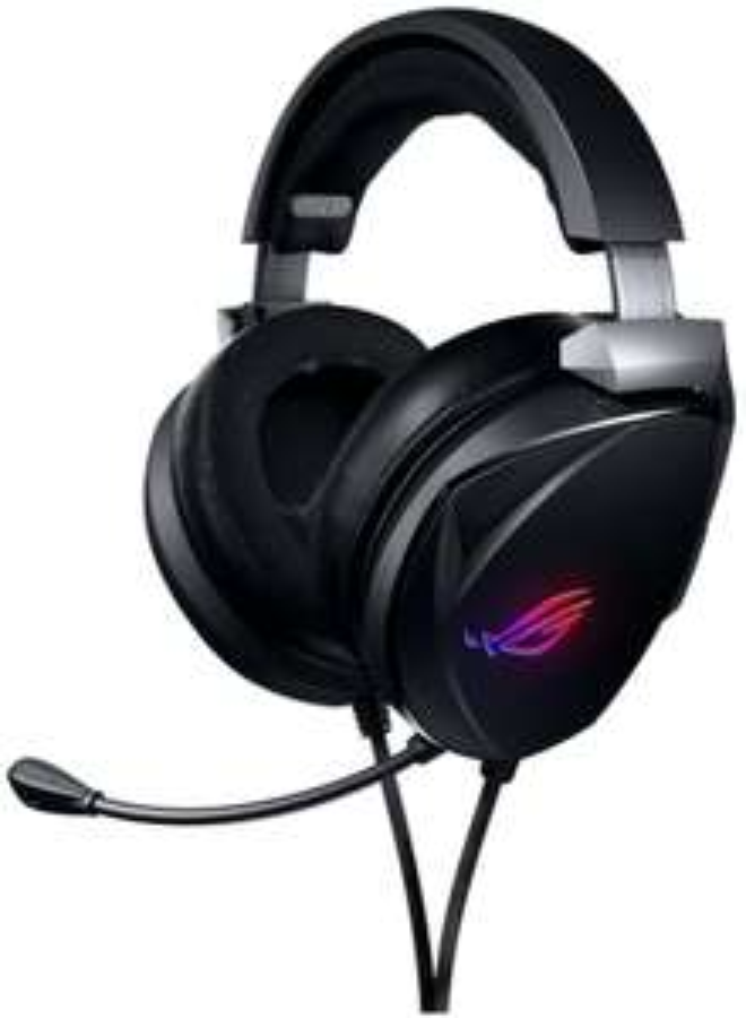 ASUS ROG Theta 7.1, Over-ear Gaming Headset Schwarz [Mediamarkt]