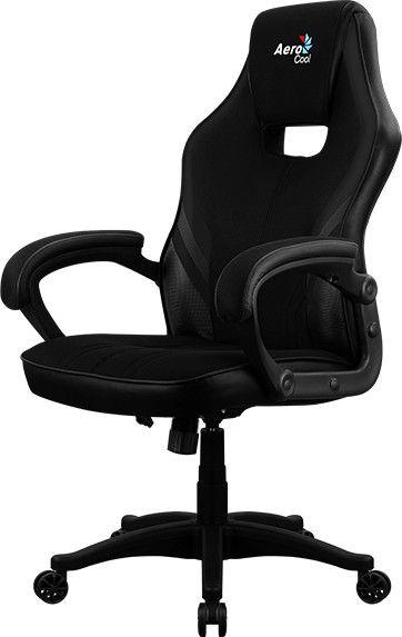 AEROCOOL Aero 2 Alpha Gaming Stuhl, Schwarz [Mediamarkt]