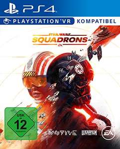 [Amazon] Star Wars Squadrons PS4 vsk-frei auch ohne Prime