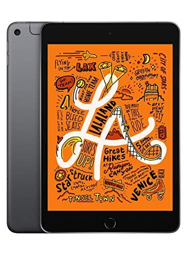 iPad Mini 5 (2019) Cellular/LTE (WiFi + 4G) 64 GB in space grau