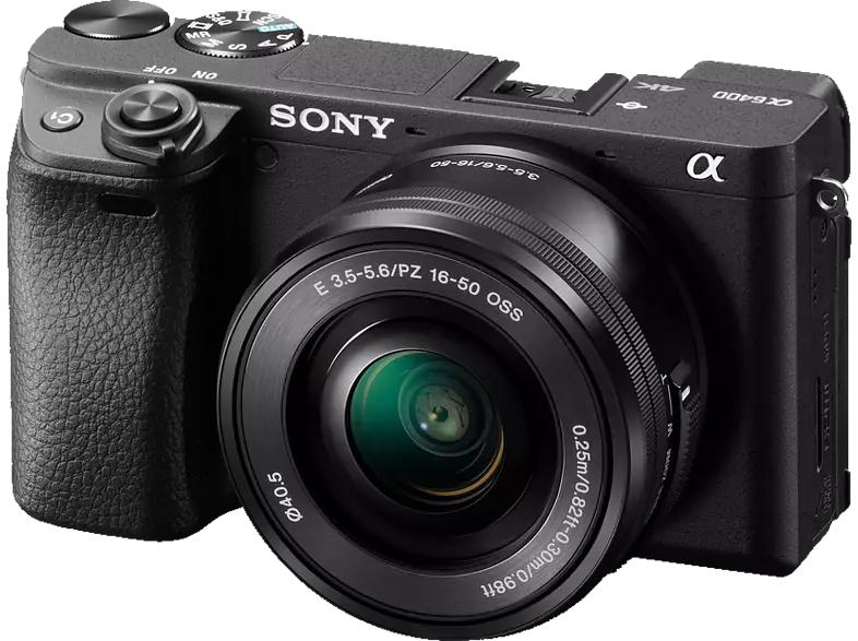 Sony a6400 APSC E-Mount Kamera inklusive 16-50mm Kit Objektiv auf 835€ reduziert!