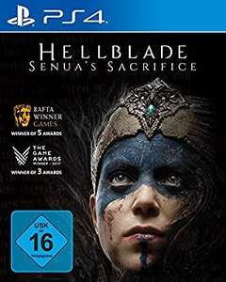 Hellblade Senua's Sacrifice - [PlayStation 4] [Amazon Prime & MM]