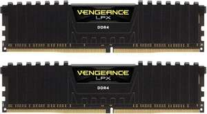 Corsair Vengeance LPX Kit 32GB, DDR4-2666 78,75€ / DDR4-3200 89,48€ [Mediamarkt]