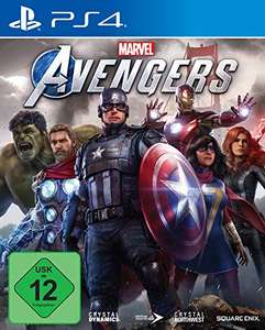 Marvels Avengers Playstation 4 - Ps4 - Amazon Prime
