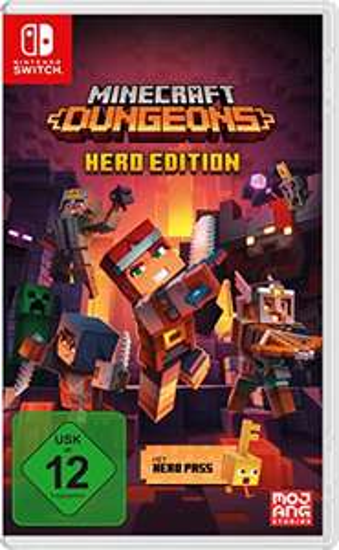Minecraft Dungeons - Nintendo Switch - Amazon Prime