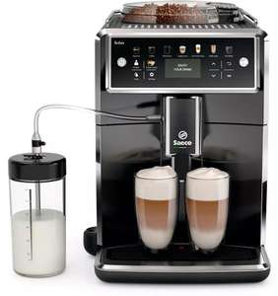 Super Kaffeevollautomat zum Top-Preis - SAECO SM 7580/00 Xelsis
