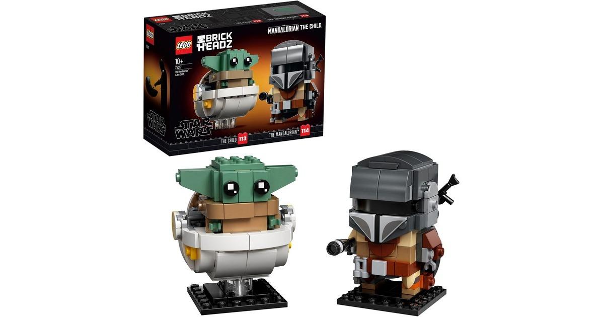 Alternate: LEGO 75317 Star Wars Der Mandalorianer und das Kind