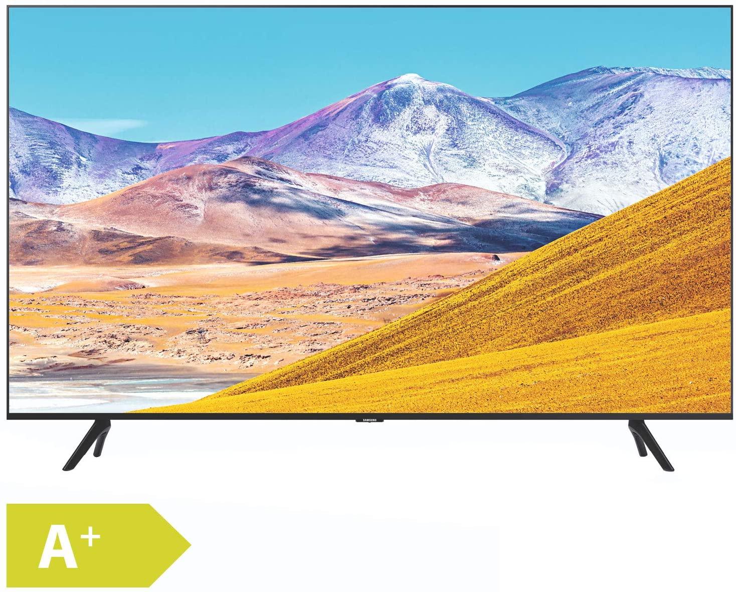[Mediamarkt] SAMSUNG GU75TU8079 LED TV (Flat, 75 Zoll / 189 cm, UHD 4K, SMART TV)