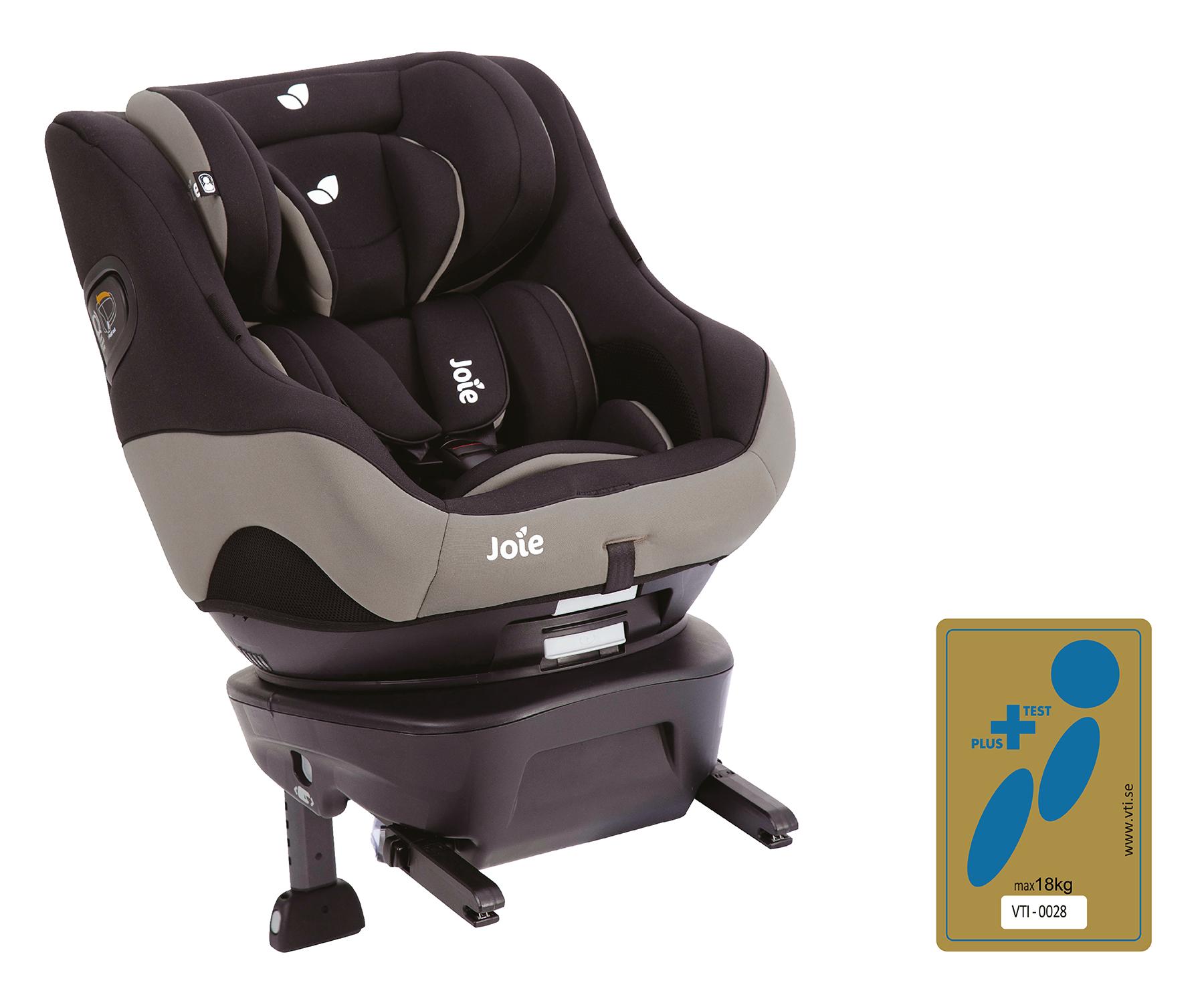 Joie Spin Safe Reboarder Babyschale/Kindersitz bis 18 kg