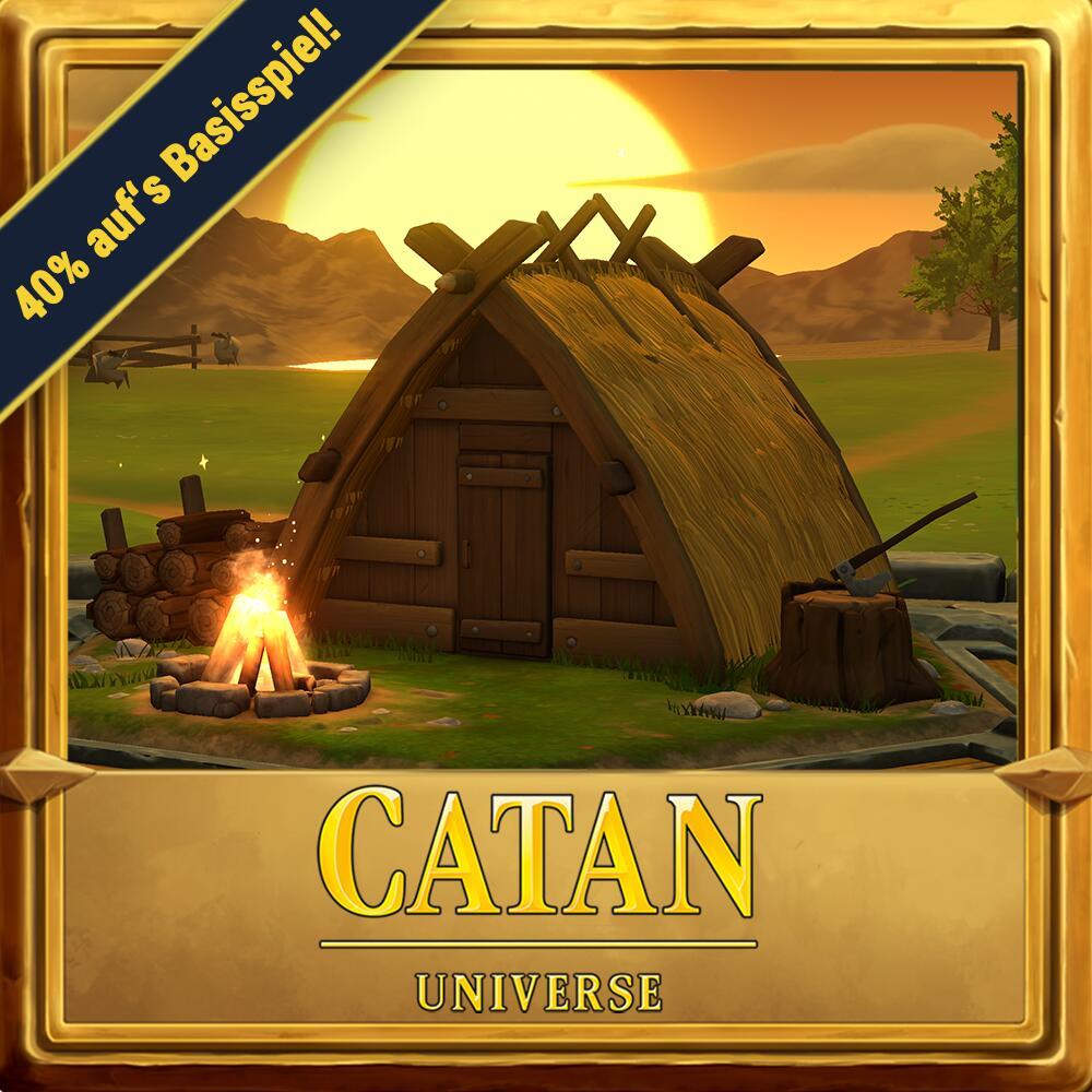CATAN Universe-Basisspiel zum SPIEL-Sonderpreis