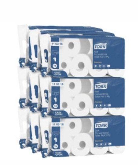Toilettenpapier - denn die 2. Welle ist da (serviette.com)