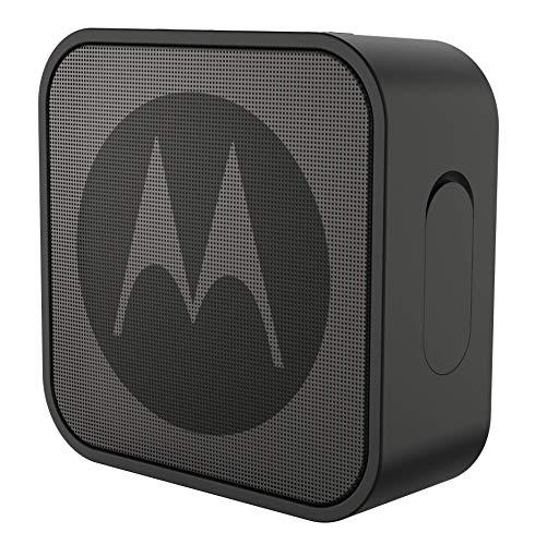 [Amazon Prime] Motorola Sonic Boost 220, Lautsprecher-Systeme Schwarz, BT 5.0, IPX5, Alexa, Siri und Google Assistant kompatibel