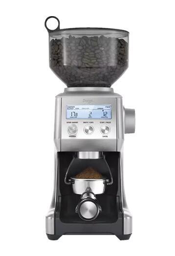 *update: SAGE SCG820BSS4EEU1 Smart Grinder Pro (Espressomühle) - Mediamarkt, Amazon