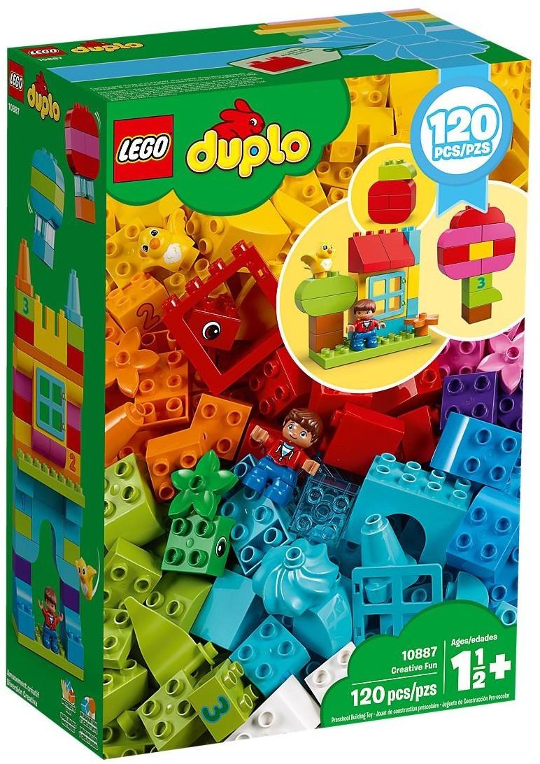 real: Lego 11005 Steinebox 900 Teile / Duplo 10887 + Bauplatte gratis (durch F&F 23,10€ möglich)