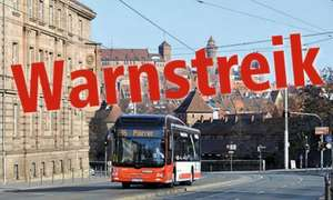 [Nürnberg] 60 Minuten gratis Fahrrad ausleihen am Montag den 26.10.2020 wegen Warnstreik bei den Öffis