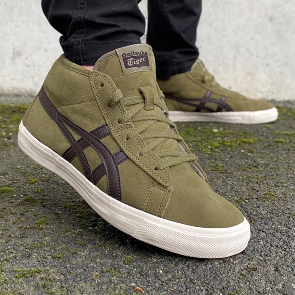 ASICS Onitsuka Tiger Fader Leder Sneaker (Gr. 35 - 50,5) für 26,17€
