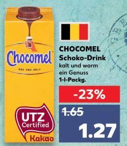 [Kaufland Do-Mi] Chocomel Schoko Drink im Angebot für 1,27€