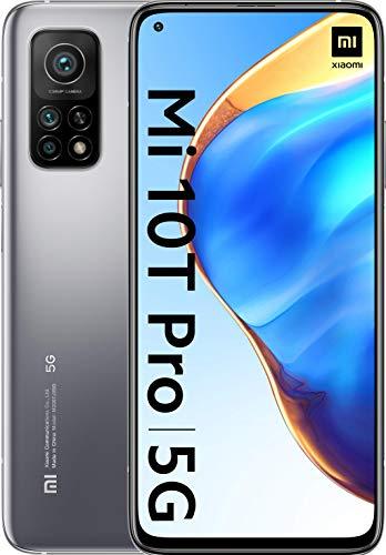 Xiaomi mi 10t pro 8gb + 128gb lunar silver unlocked @amazon.de