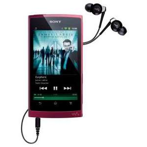 Sony NWZ-Z1050R 16GB Android MP3 Player