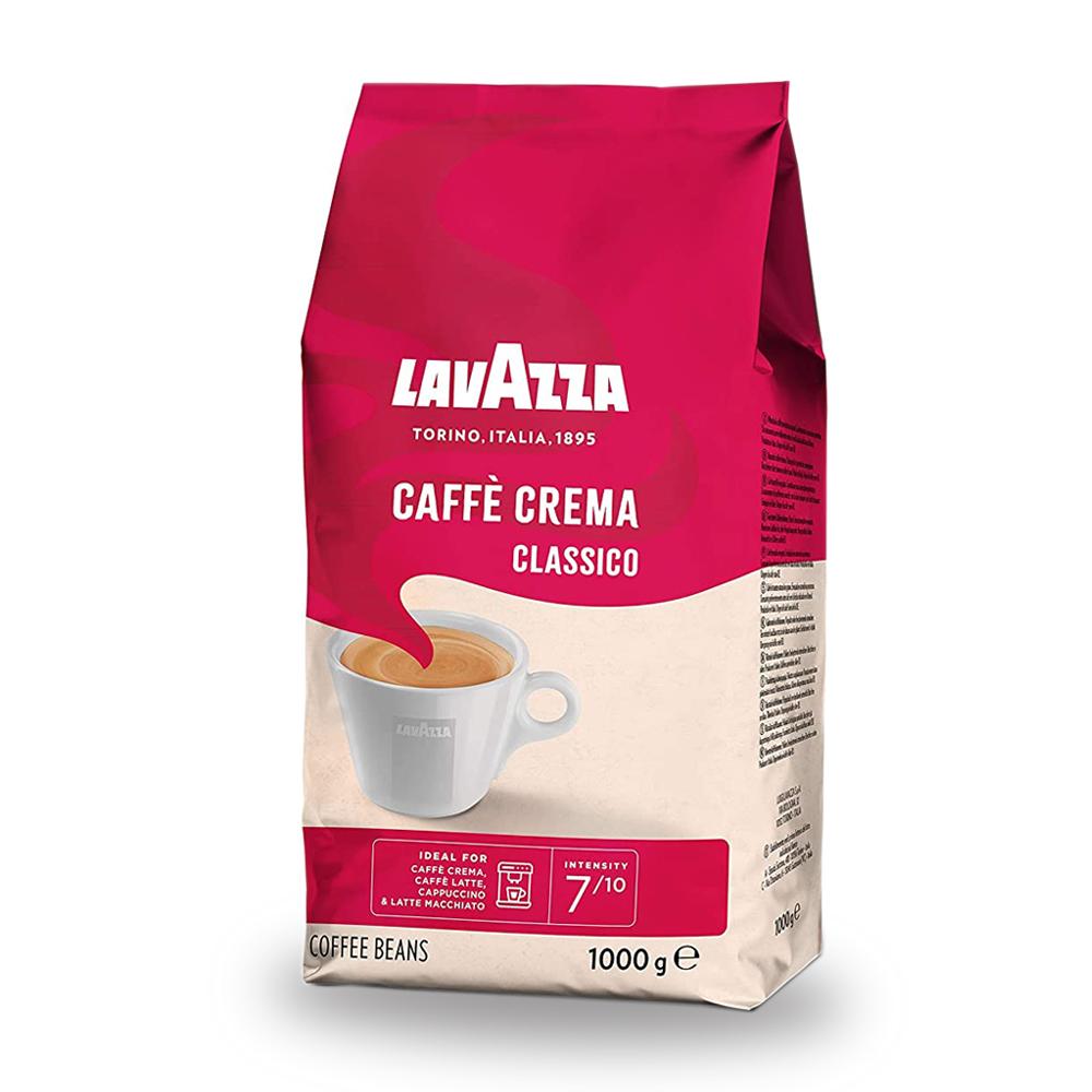 Lavazza Caffé Crema, ganze Bohnen, versch. Sorten, 1kg, ab 05.11. für nur 7,84€ [LIDL]