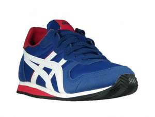 Ebay Wow Asics Corrido Sneaker Freizeitschuh Blue/White , Black/Glacier Grey