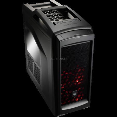 """CM Storm  """"Scout II Advanced"""" Gehäuse Midi-Tower schwarz/grau/weiß für 87,85€ statt 104,80€"""