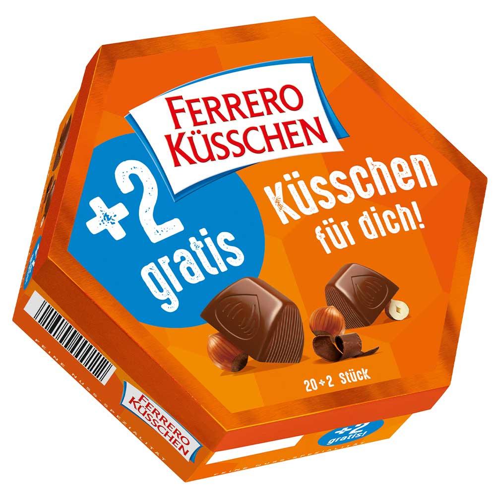[REAL] Ferrero Küsschen 195g Packung