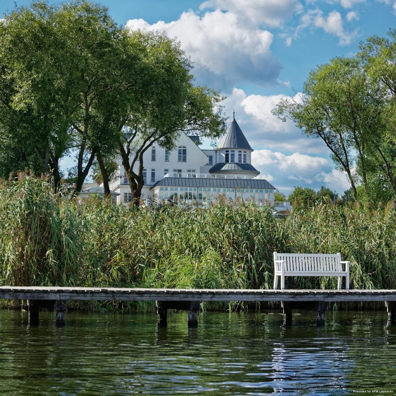 Schwielowsee, Havelland: 2 Nächte - 4*S Precise Resort Schwielowsee - Superior-Zimmer Seeblick inkl. Halbpension & Wellness / gratis Storno