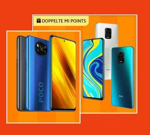 Xiaomi Poco X3 64 GB 189€ 30.10. / Redmi Note 9S 64GB 149€ 28.10. [Mistore]