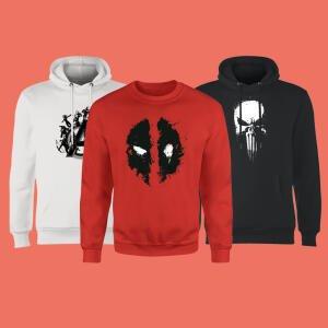 30% Rabatt auf Marvelkleidung (T-Shirts, Sweatshirts & Hoodies)