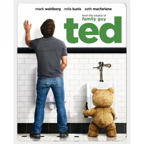 Ted BluRay bei Amazon