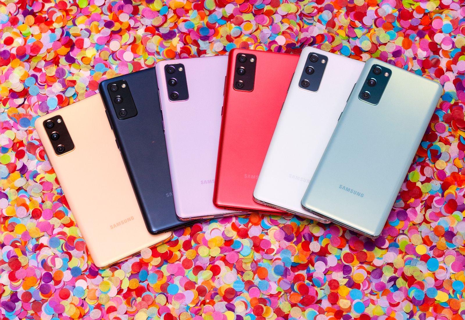 [Media Markt/MwSt] Samsung Galaxy S20 FE alle Farben (eff. 534,78€+20€ Shoop Gutschein)