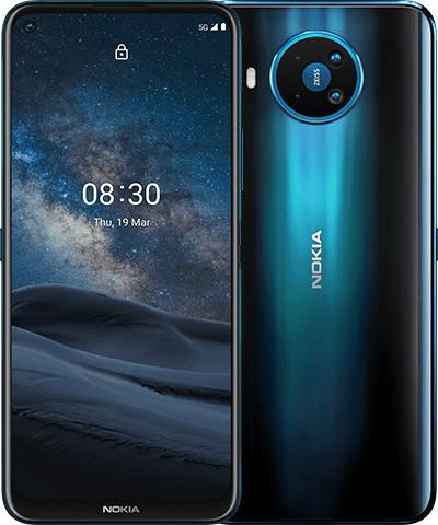Nokia 8.3 5G (128 GB) + Power Earbuds lite für 203,99€ ZZ mit Otelo Allnet-Flat Classic (10GB LTE) für 19,99€ / Monat [Vodafone-Netz]