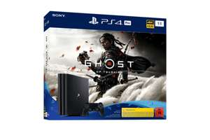 Sony PS4 Pro 1TB + Ghost of Tsushima Bundle [Expert - Lokal Schwerin]