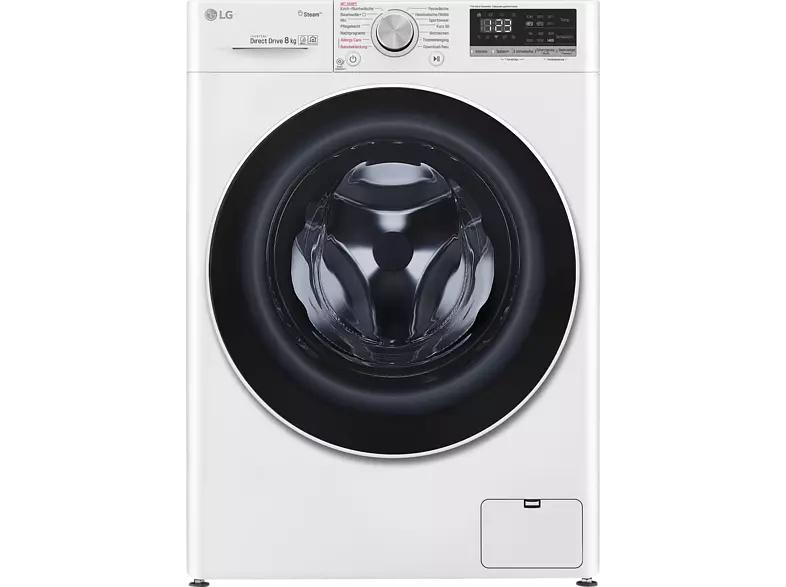 [mediamarkt] LG F4WV408S0 Serie 4 Waschmaschine (8 kg, 1360 U/Min., A+++) mit Abholung
