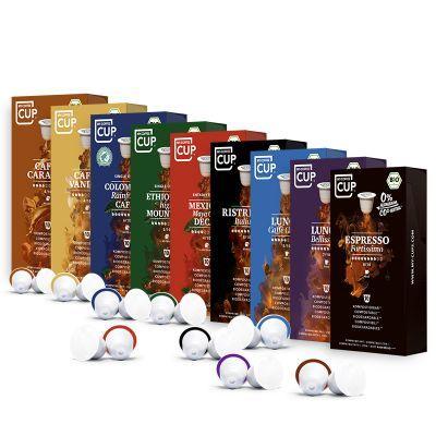 [Rossmann offline] My Cups Kaffeekapseln bei Rossmann kaufen und den gleichen Wert als Gutschein von mycups dazubekommen