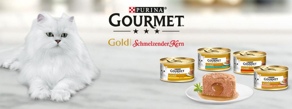 [Edeka Minden-Hannover + Rhein-Ruhr] 15x Purina Gourmet Gold Katzenfutter für 2,80€