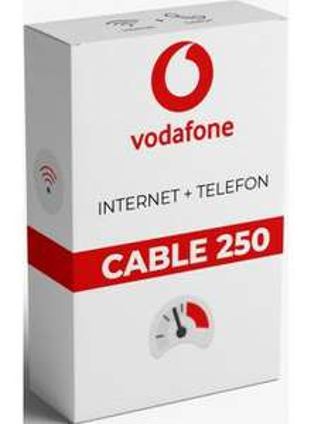 [Festnetz Vodafone Cable] 24 Monate 250Mbit Kabel für 20,41€ mtl. durch 350€ Gutschriften