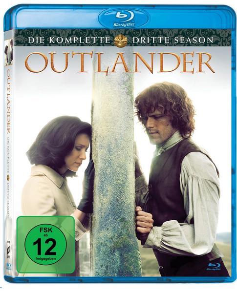 (Club Thalia) Outlander - Die komplette dritte Season [Blu-ray]