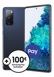 Samsung Galaxy S20 FE 4G im Telekom Congstar Allnet Flat M 8GB LTE für 20€ mtl. + 129,99€ einm. + 100€ Samsung Payday + 3 Monate Disney+