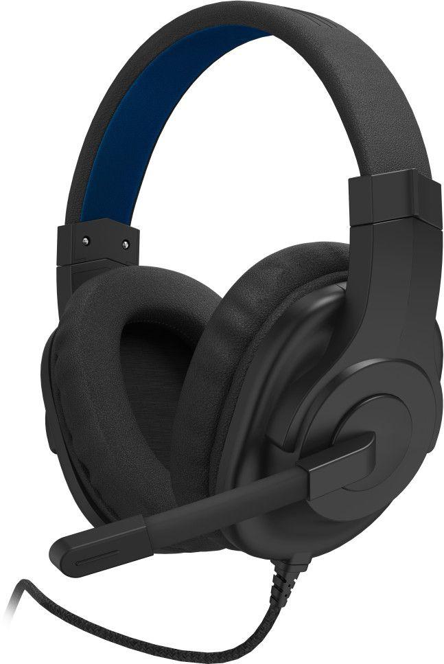 HAMA uRage SoundZ 100, On-ear Gaming Headset Schwarz [Mediamarkt Abholung]