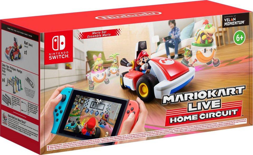 OTTO - Mario Kart Live: Home Circuit - Mario Nintendo Switch - für 67,02 möglich