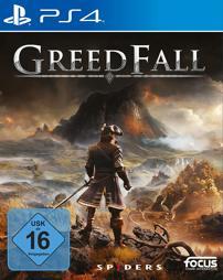 GreedFall (PS4) für 23,85€ @ Netgames