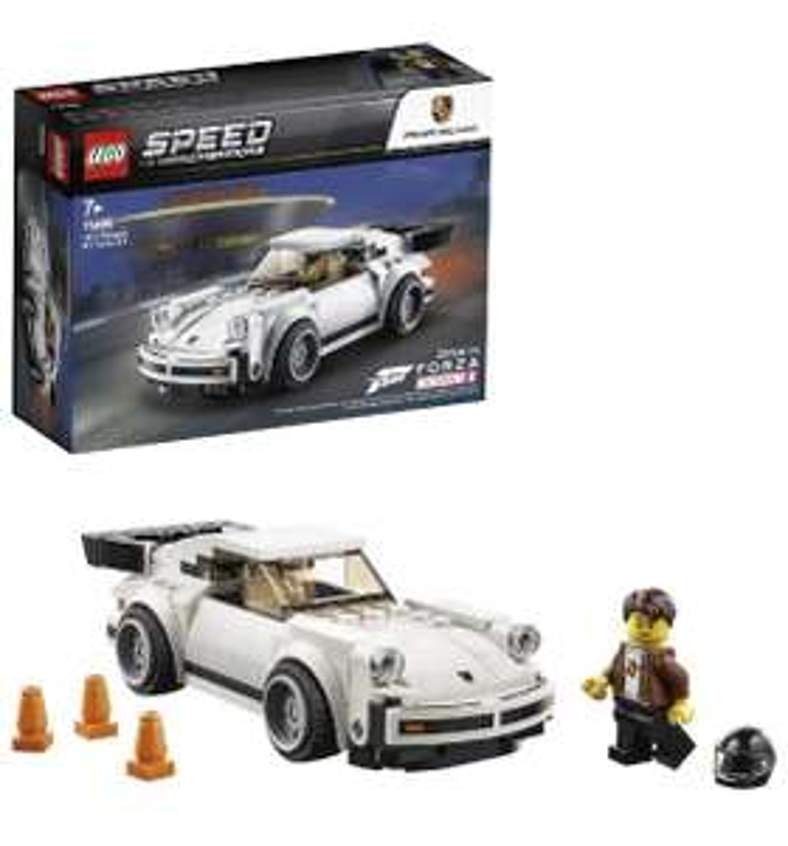 LEGO Speed Champions – 1974 Porsche 911 Turbo 3.0 (Amazon Prime)